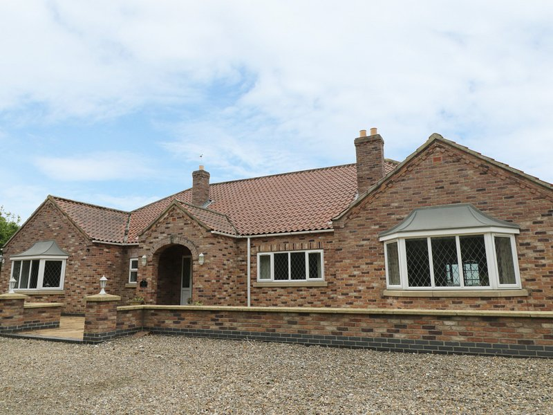 GRANVILLE LODGE, spacious and traditional, WiFi, near Pocklington, ref:938012, casa vacanza a Fimber