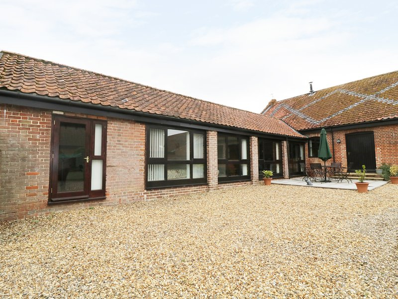 Jacko's Barn, Homersfield, holiday rental in Flixton