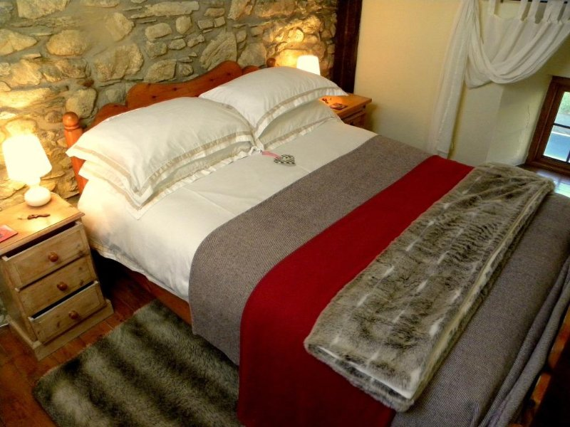 Warm Cozy traditional Welsh Cottage WOLF's CASTLE, holiday rental in Fishguard