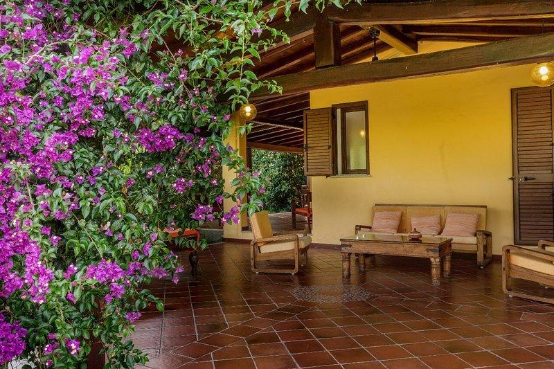 Romantic Villa, holiday rental in Sardinia