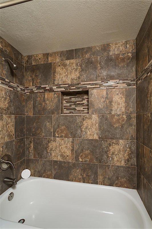 Bañera, hidromasaje, baño, Interior