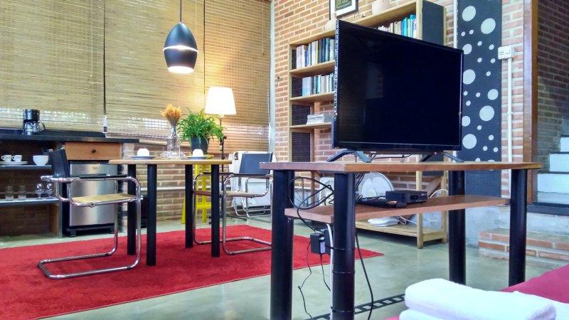 Belo Loft em Ouro Preto, aluguéis de temporada em Ouro Preto