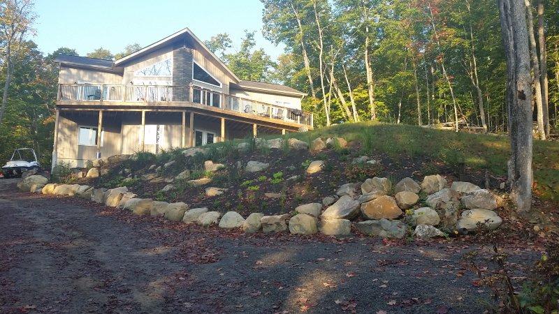 Awe Inspiring Updated 2019 Luxury Waterfront Cottage Fox Lake In Interior Design Ideas Oxytryabchikinfo
