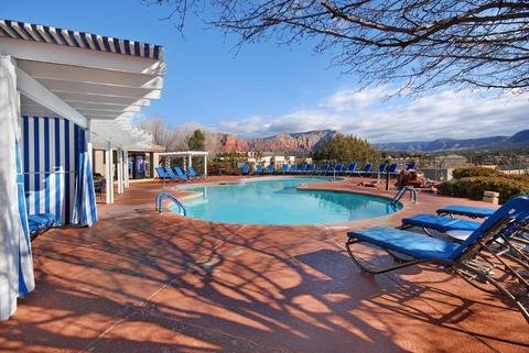Ridge on Sedona Golf Resort - Studio (Sleeps 4), vacation rental in Rimrock