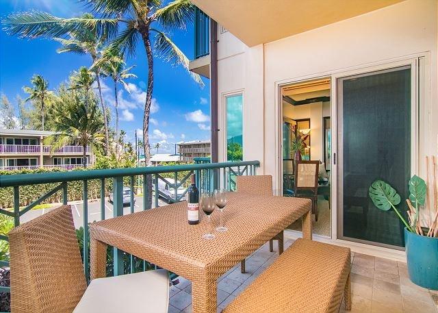 Luxury 2 bedroom/3 bathroom Condo at Beachfront Resort, location de vacances à Kauai
