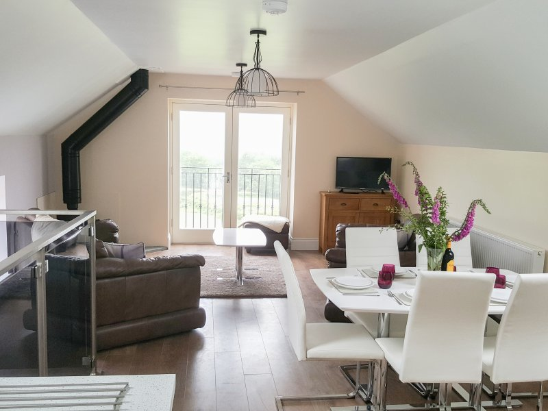YSGUBOR THE BARN bright spacious and