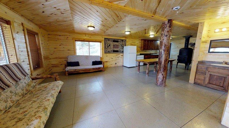 Lodge - basement