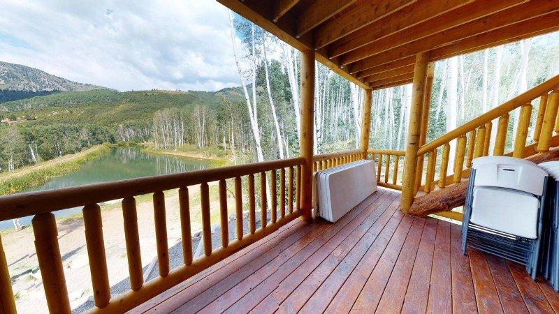 Lodge - Main Level Patio