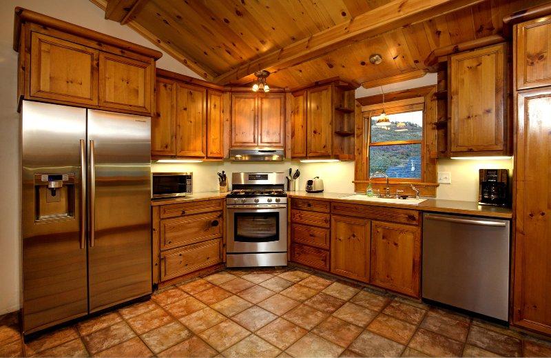 Grote open keuken