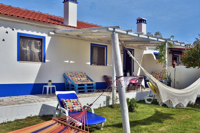 turismo em espaço rural  casa do sol, vacation rental in Sines