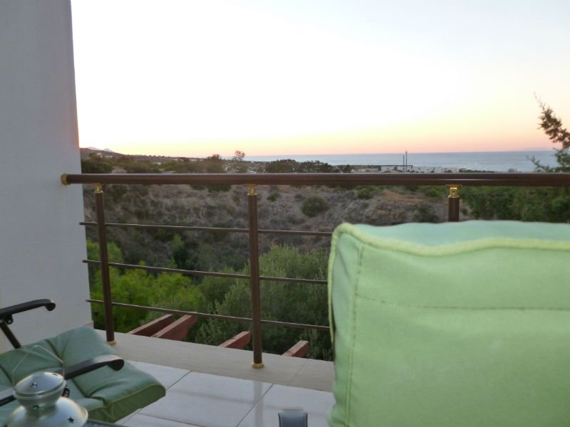2 bed pt/house with sea and mountain views, holiday rental in Tatlisu