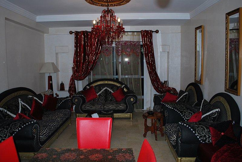 LOCATION APPARTEMENT MARINA AGADIR M0025, holiday rental in Agadir