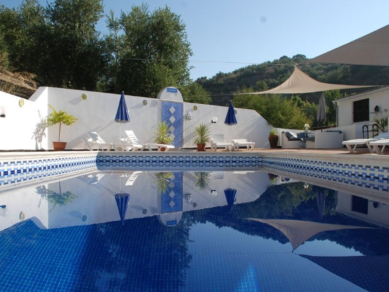 Relax by the fabulous pool, sunshine all day