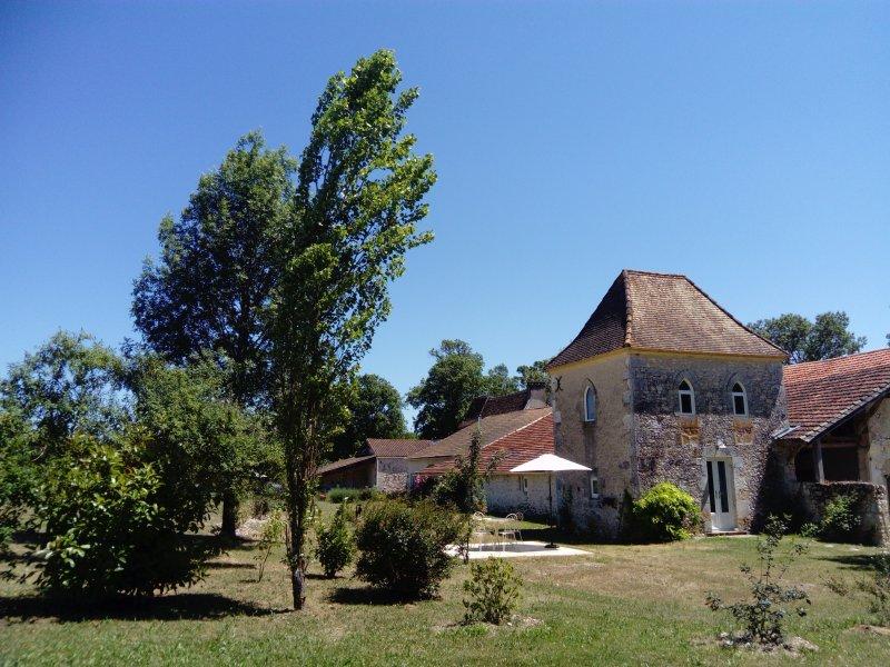 Foussal dovecote - romantic escape, vacation rental in Cahuzac
