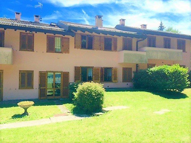 External house and garden
