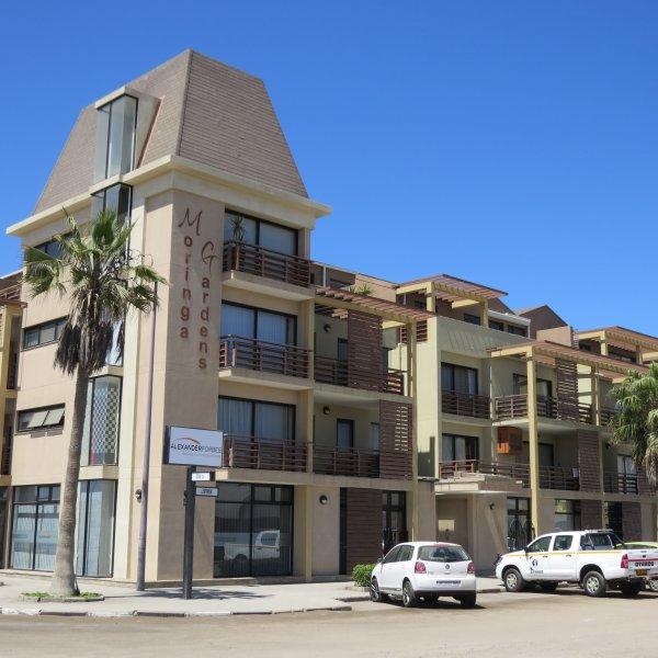 North Facing Apartment Building