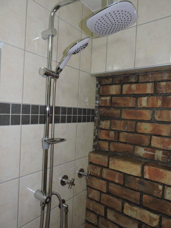 En Suite Bathroom (second bathroom)