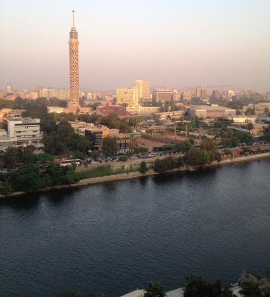 Luxurious pleasant Nile-view high-standard residancy, location de vacances à Le Caire