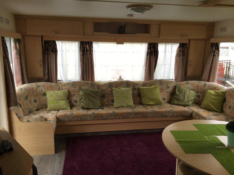 10 berth caravan on sealand, vacation rental in Ingoldmells