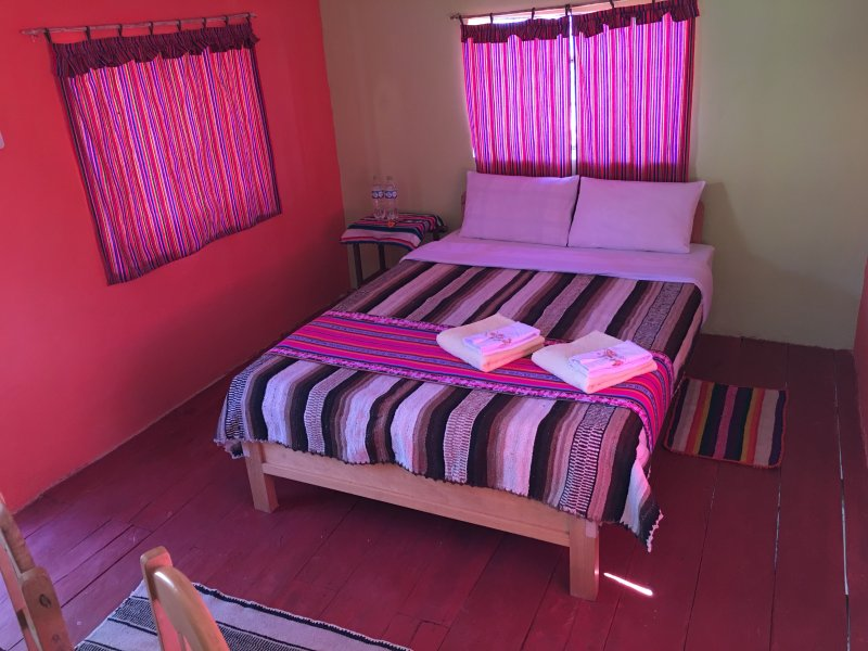 MUÑA WASI & LODGE, vacation rental in Isla Amantani