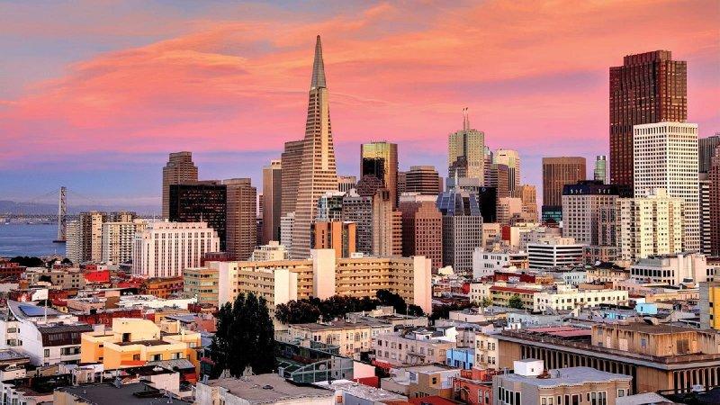 San Francisco Skyline!