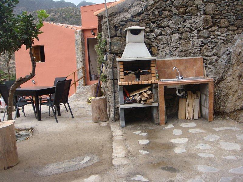 CASA RURAL PRESA LA ENCANTADORA, vacation rental in La Gomera
