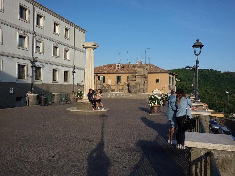 Residenza Belvedere Ariccia, holiday rental in Aprilia