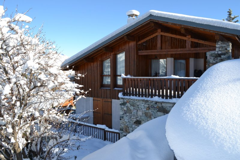 Chalet Mathilde Catered, Les Coches, holiday rental in Savoie