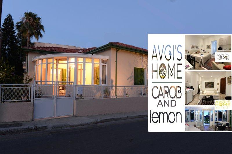 Carob&Lemon Combination Apartments