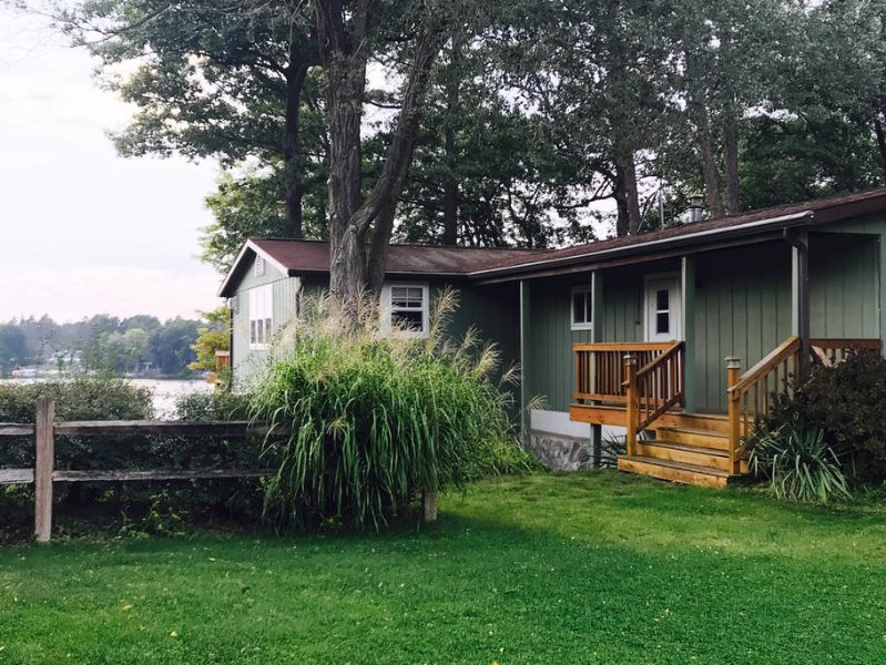 New Listing! The Sandy Bottoms Beach House- Big Bass Lake