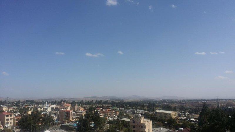AfroAddis Hotel Apartment - Deluxe Room 2, aluguéis de temporada em Addis Abeba