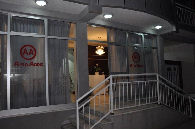 AfroAddis Hotel Apartment - Single Room 3, aluguéis de temporada em Addis Abeba