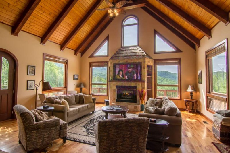 Stoneledge Manor, vacation rental in Banner Elk