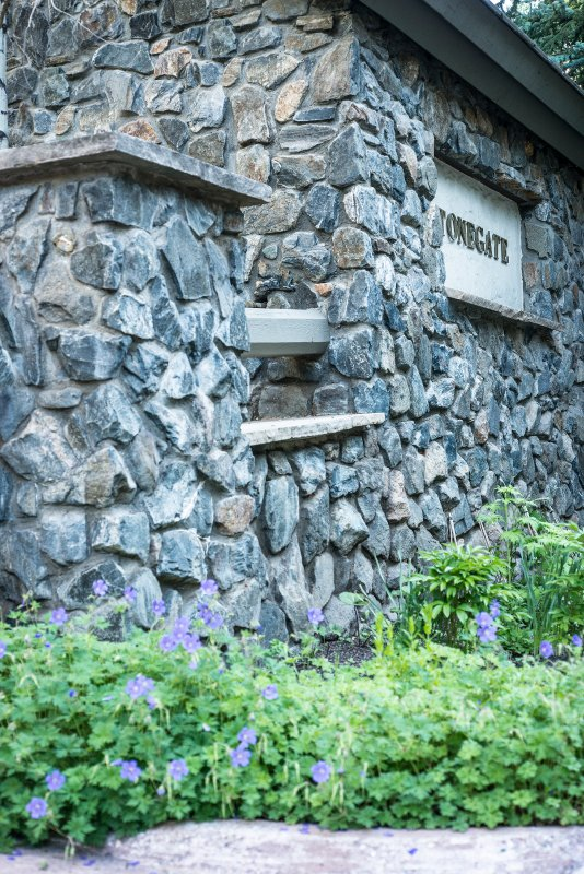 Stonegate Entrance