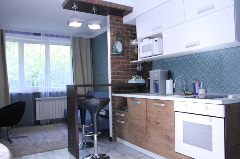 Luxury apartment in the center of Academgorodok, holiday rental in Novosibirsk Oblast