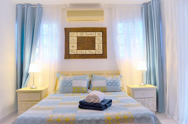 3 sovrum med balkong