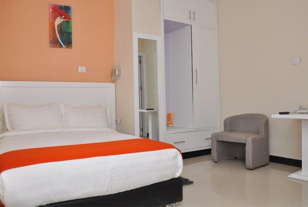 AfroAddis Hotel Apartment - Single Room 5, aluguéis de temporada em Addis Abeba