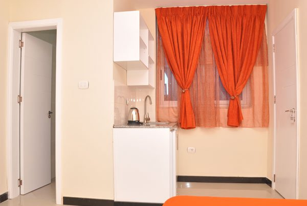 AfroAddis Hotel Apartment - Single Room 2, aluguéis de temporada em Addis Abeba