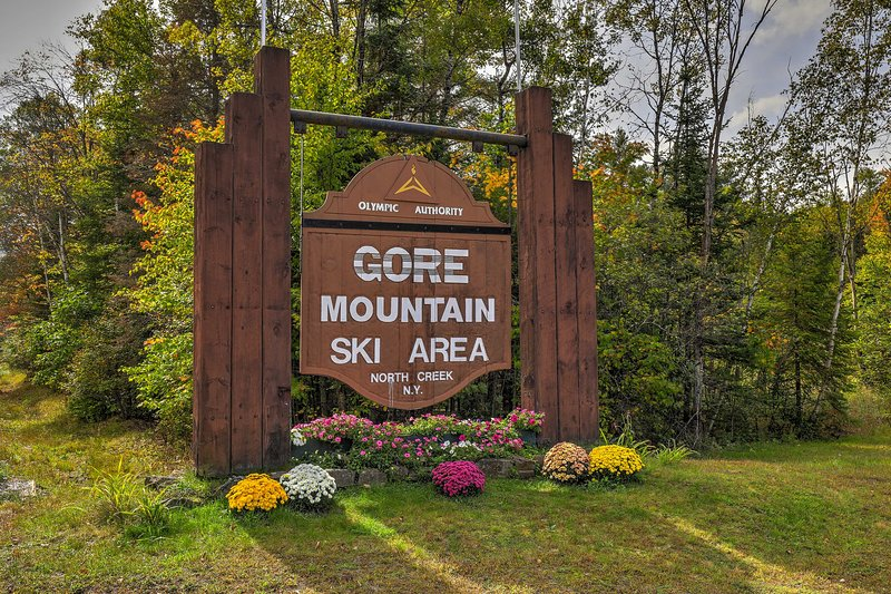 Be sure to pack your skis during winter months to make the most out of your visit.