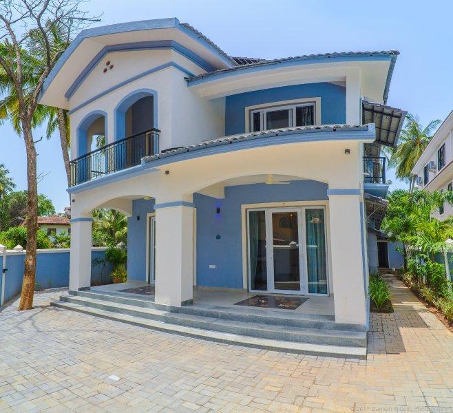 Villa Calangute Phase 13 & 14, location de vacances à Calangute