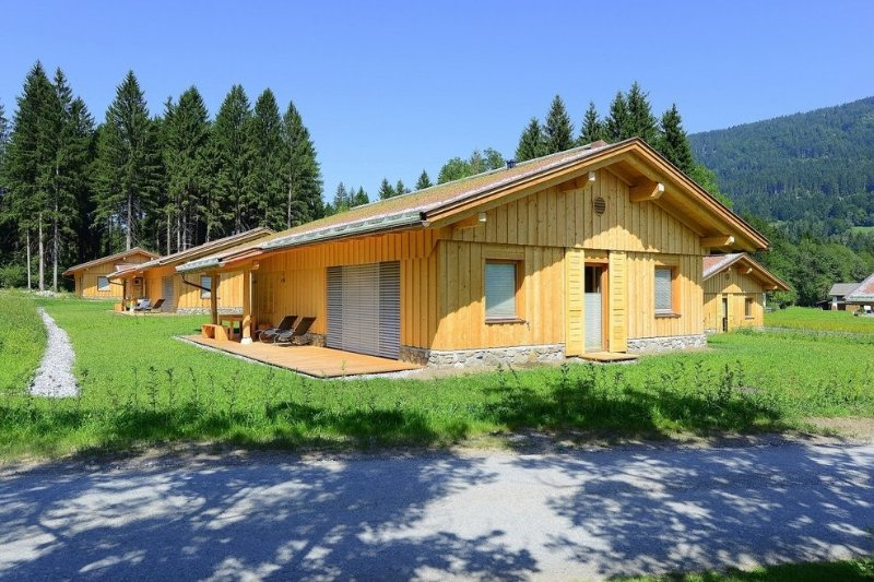 Dobringers CHALET FERIENHAUS, holiday rental in Jenig