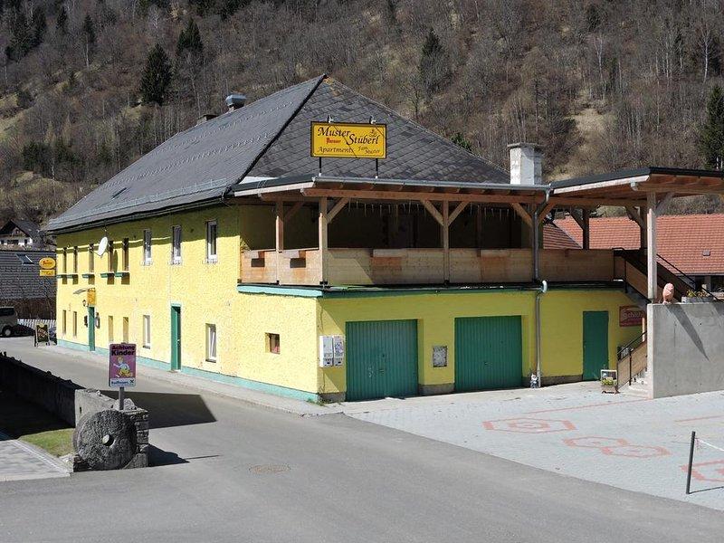 Gasthof Muster-Stüberl, holiday rental in Ramingstein