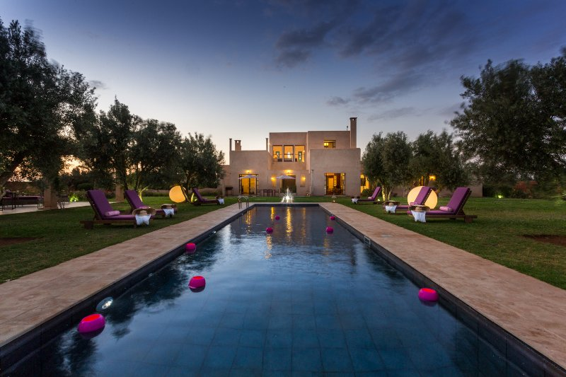 Villa Querido  luxueuse villa avec piscine, vacation rental in Marrakech