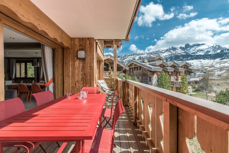 Apartment Ethan Chalet in Courchevel