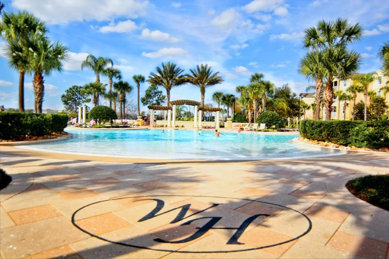 Windsor Hills Resort principales piscinas y zona de recreo!