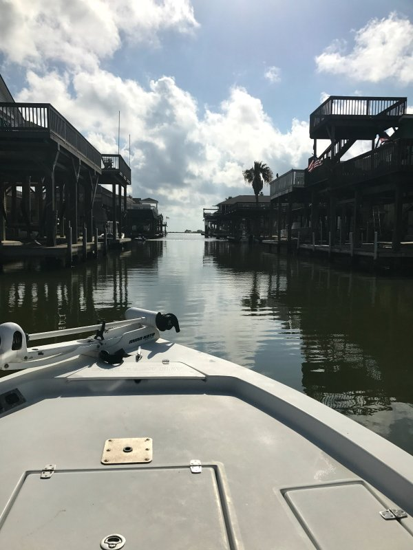 Bring your boat - and use the Treasure Island private launch!