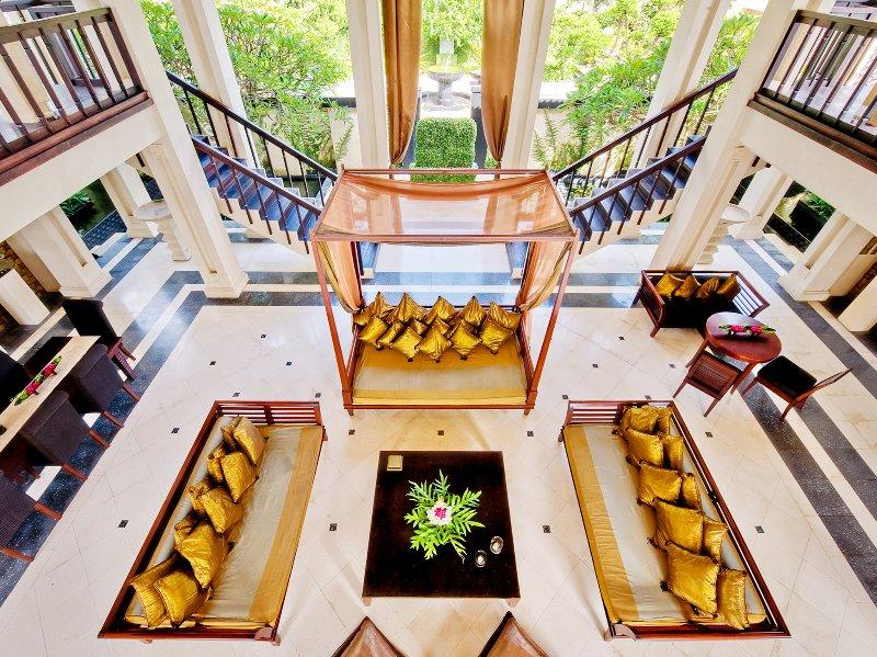 Villa Ylang Ylang - Living bale 2
