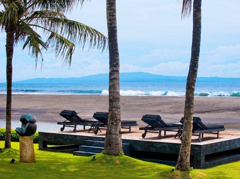 Villa Ylang Ylang - Beachfront vista