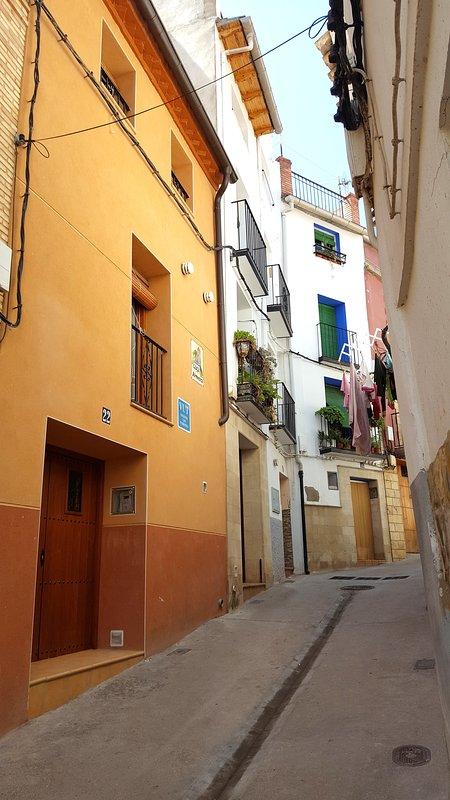 Casa almenara casa centrica pero independiente muy acojedora y comoda albalate del arzobispo - Casas vacacionales madrid ...