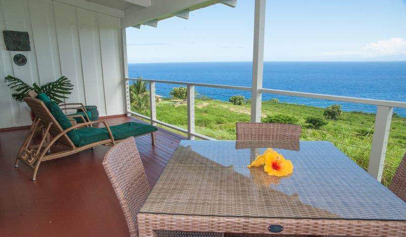 Koali Ranch Cottage, Hana, Maui, holiday rental in Hana